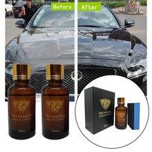 Франшиза 2 шт. Nano Fix It Pro 9H автомобиль окисления жидкое керамическое покрытие супер гидрофобное стекло покрытие Полировочная паста ремонт кожи
