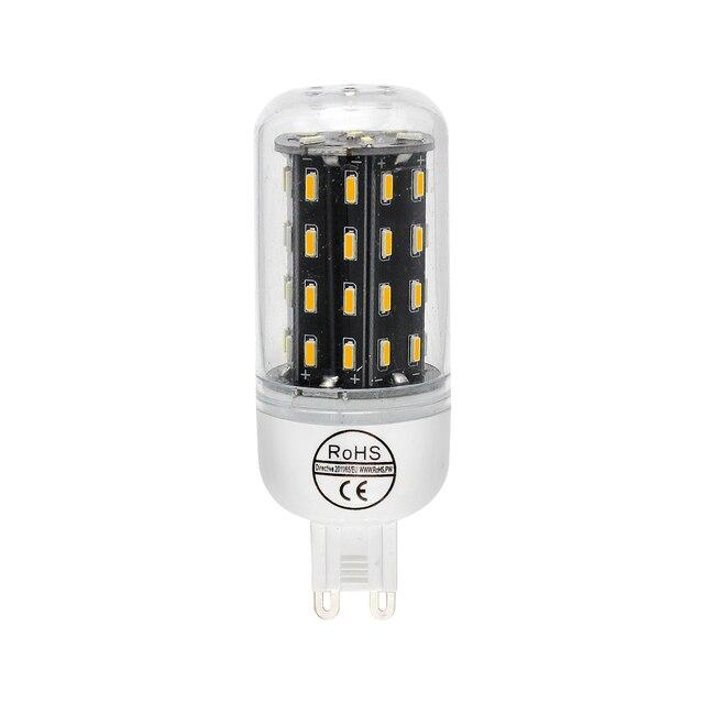 Luminous light Flicker from Lampada 40w No Power Lights Halogen in IC G9 55 220v US3 BulbsTubes Replace Lamp LEDs High Smart 11pcs LED LED Tuc3F1JlK5