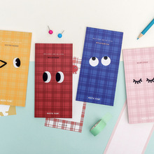 Kawaii Cartoon Memo Pad Planner To Do List Big Eye Notepad Post It Bullet Journal Creative Office Decoration Stationery Supplies kaylee berry lifestyle blog planner journal lifestyle blogging content planner never run out of things to blog about again