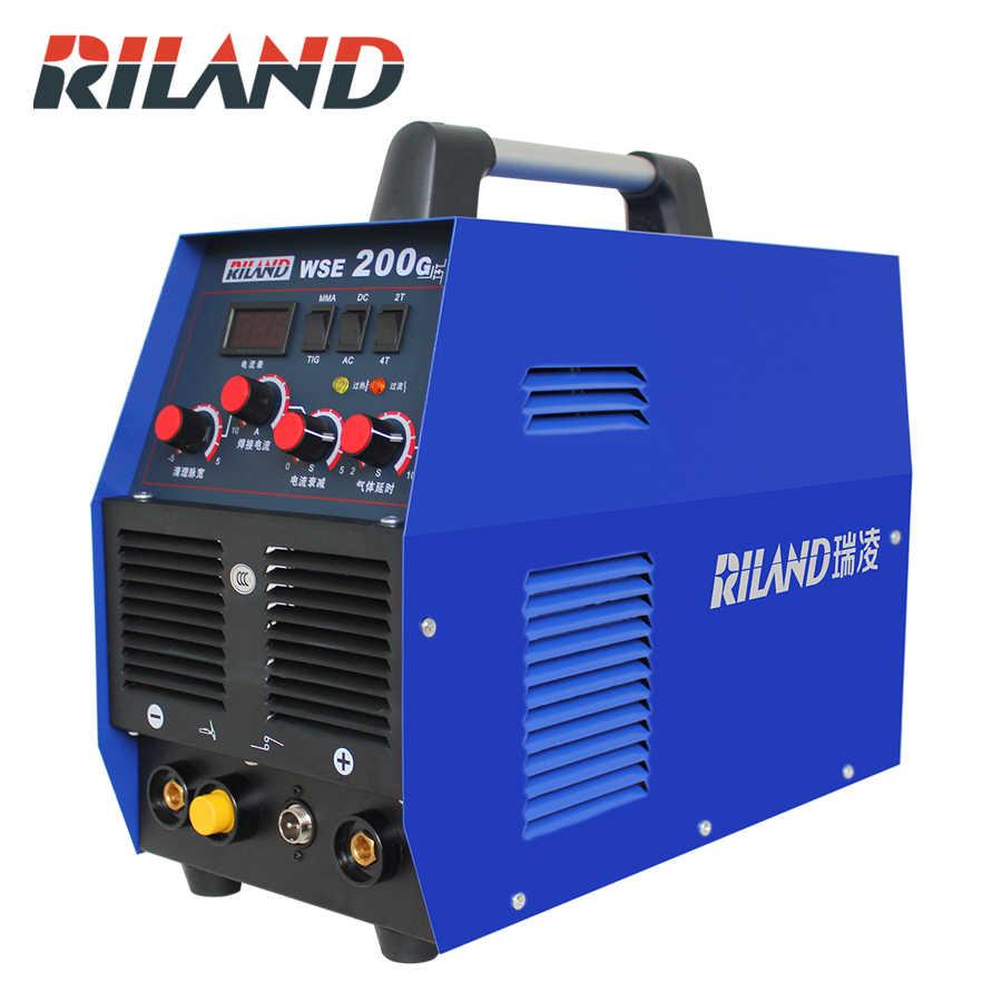 FREE SHIPPING High quality RILAND welder Inverter weld