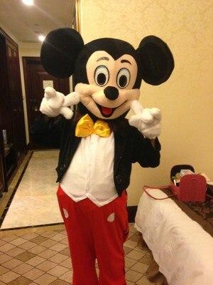 Minnie mouse do traje da mascote de halloween, Festas, E outras partes de usar