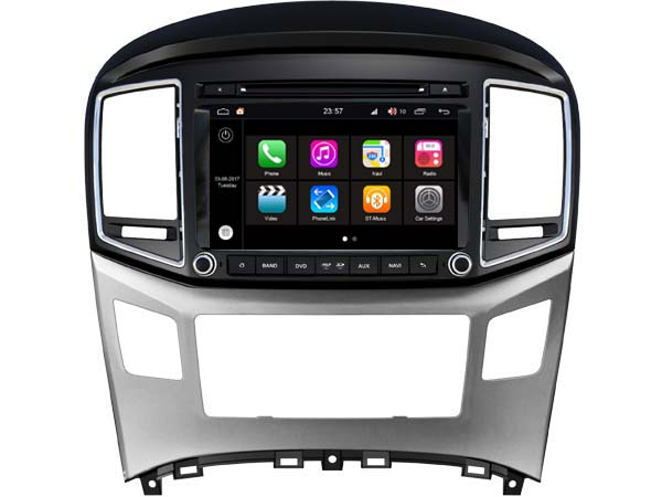 S190 Android 7 1 font b CAR b font DVD player FOR HYUNDAI H1 2016 font