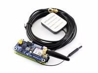 GSM GPRS GNSS Bluetooth HAT Compatible With Raspberry Pi 2B 3B Zero Zero W Support Bluetooth