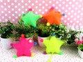 Маленькие звезды светоизлучающих игрушки Малый пять детей обмануть декомпрессии игрушки продажи из шара