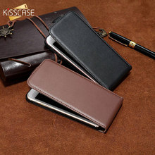 KISSCASE Leather Case For Sony Z2 Z3 Z4 Flip Samsung Galaxy S8 Plus S7 S6 Edge S5 S4 S3 Note 3 LG G2 G3 G4
