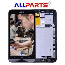 """Оригинальный 5.5 """"ЖК-дисплей Экран для Asus Zenfone 2 Laser ZE550KL Дисплей Сенсорный экран планшета с Рамка Экран Запчасти для авто"""