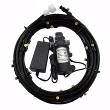 F031 12 В 5L/мин запотевания насос 160 PSI высокого Давление бустерная диафрагма водяной насос, распылитель для наружного охлаждения Системы