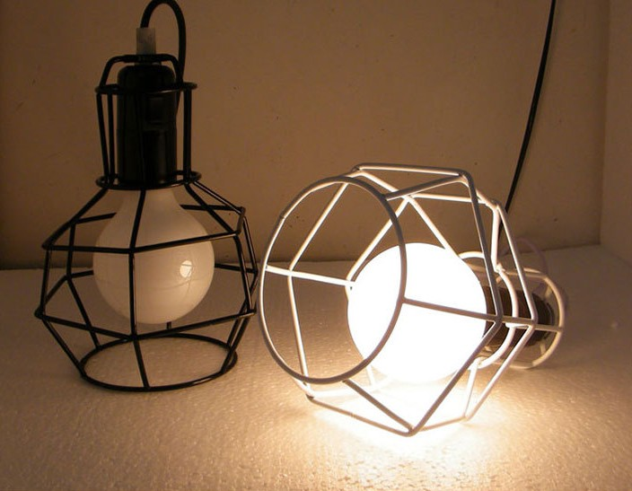 garage lighting free shipping Vintage pendant lights brief loft work ight design house work lamp light E27 15*22cm study