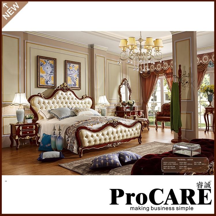 terrific leather bedroom furniture design | Aliexpress.com : Buy designer modern leather king size ...