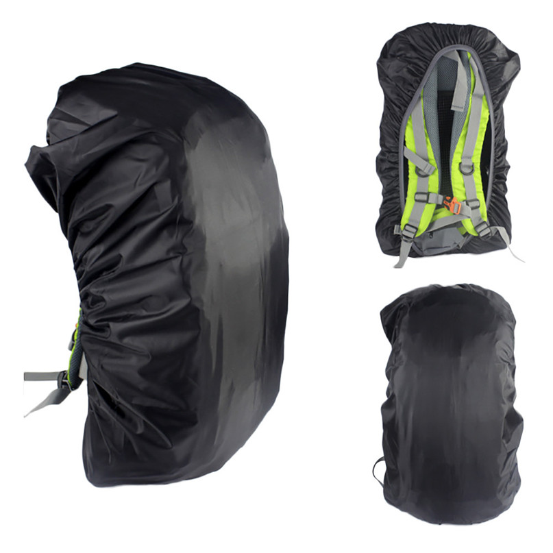 Wear-resistant Backpack Rain Cover Outdoor Waterproof Backpack Mountaineering Bag Rainproof Cover Bag Rain Cover #2N09 (2)