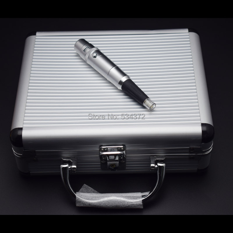 Silver Classic Professional Permanent Makeup Machine Kits Free Shipping