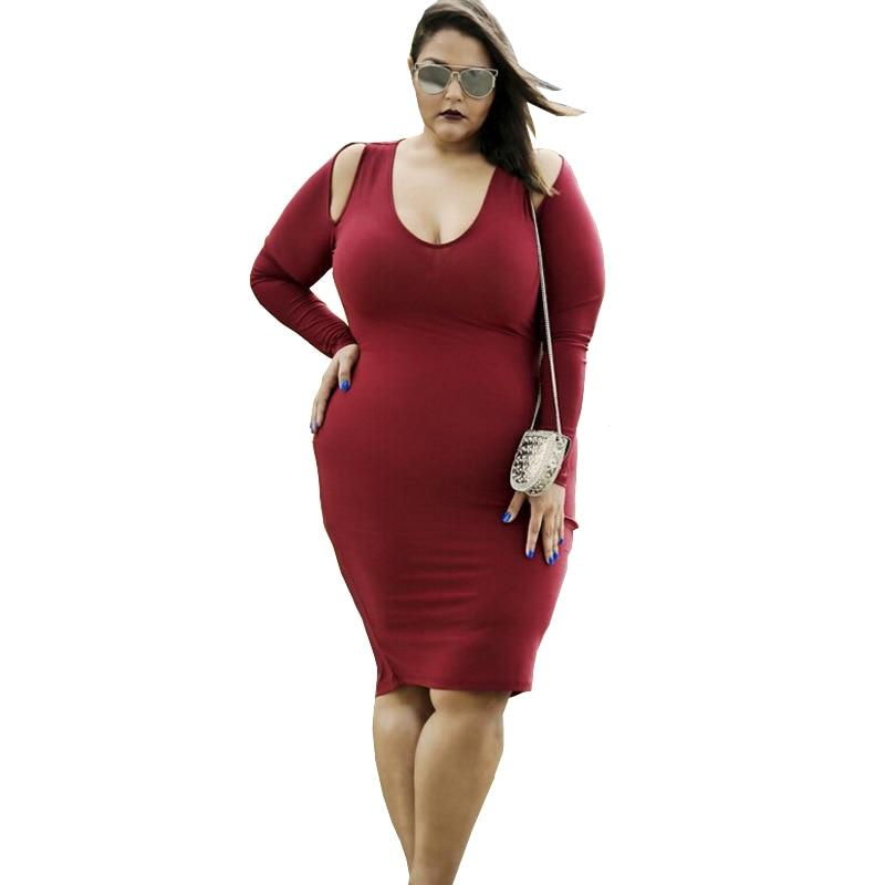 That bodycon plus long size young dresses plus