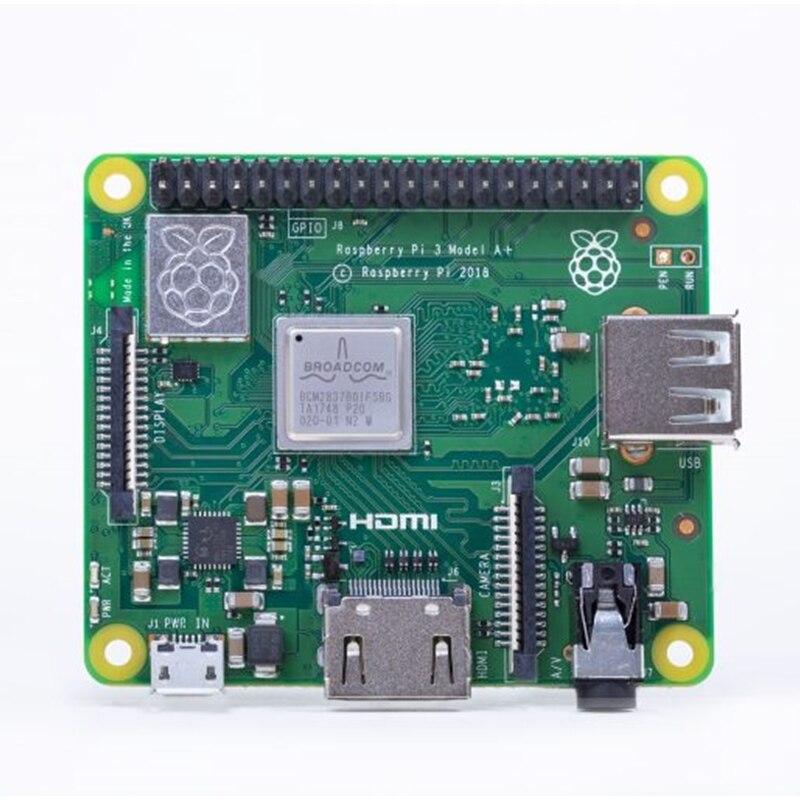 Nouveau Raspberry Pi 3 modèle A + Plus 4 cœurs CPU identique à Raspberry Pi 3 modèle B + Pi 3A + avec WiFi et Bluetooth - 6