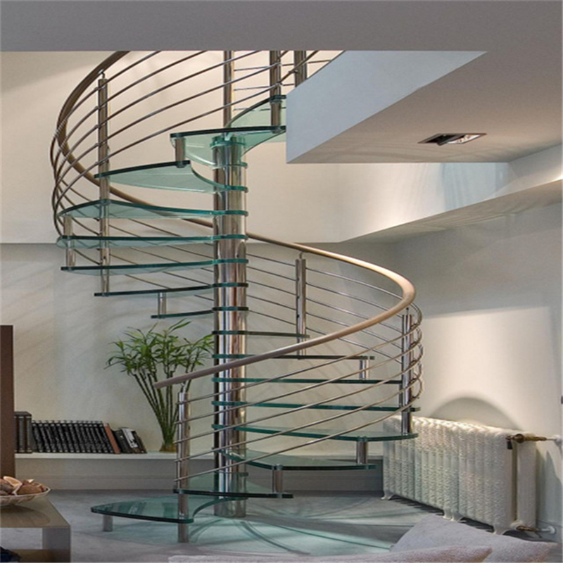 Galvanized Spiral Carbon Stainless Steel Stairs Grill Design With | Stainless Steel Staircase Price | Iron | Helical Staircase | Small Steel | Black Steel | Spiral