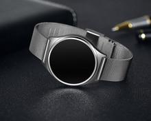 Новинка 2017 года оригинальный M7 Монитор артериального давления умный браслет с Bluetooth 4.0 монитор сердечного ритма круглый сенсорный экран
