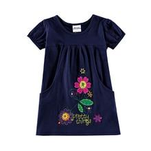 Kids girls dora dresses summer princess costume ropa ninas lace dress for party wedding children clothing H5099
