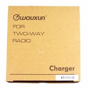 Image 4 - Desktop AC Battery Charger 100V 240V for Wouxun R KG UV6D KG UVD1P
