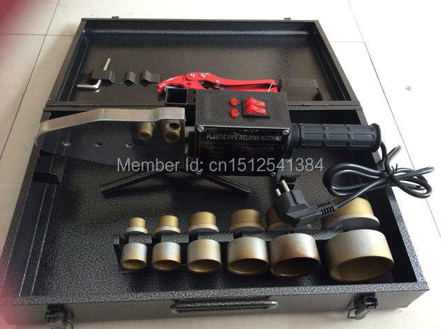 Máquina de soldadura de tubos de tubos PPR de doble temperatura - Equipos de soldadura - foto 6