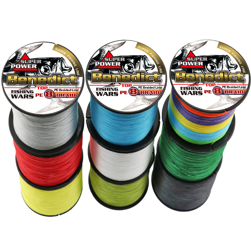 PE fishing line 300M 8x strong strength 6 300LBS super braided wires 0 1mm 1 0mm