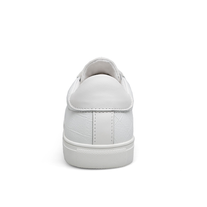 Woodtree White Shoe Men Casual 2017 Proljeće Jesen Muška Designer - Muške cipele - Foto 4