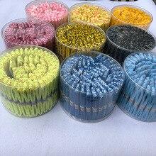 50 шт., красивые овергрипы для теннисной ракетки, вязкие ручки для бадминтона, напульсник, 10 цветов