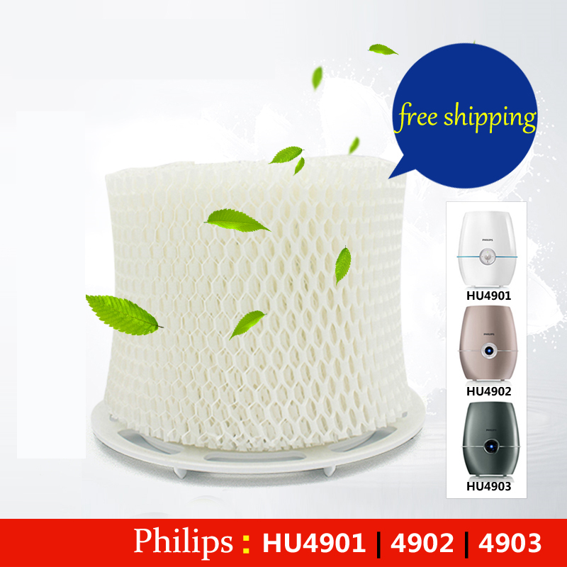 2pcs/lot Original OEM HU4101 humidifier filters,Filter bacteria and scale for Philips HU4901/HU4902/HU4903 Humidifier Parts цена 2017