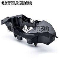Black Upper Fairing Stay Bracket Cowling Headlight Bracket For Honda CBR 600RR CBR600RR 2013 2014 Upper