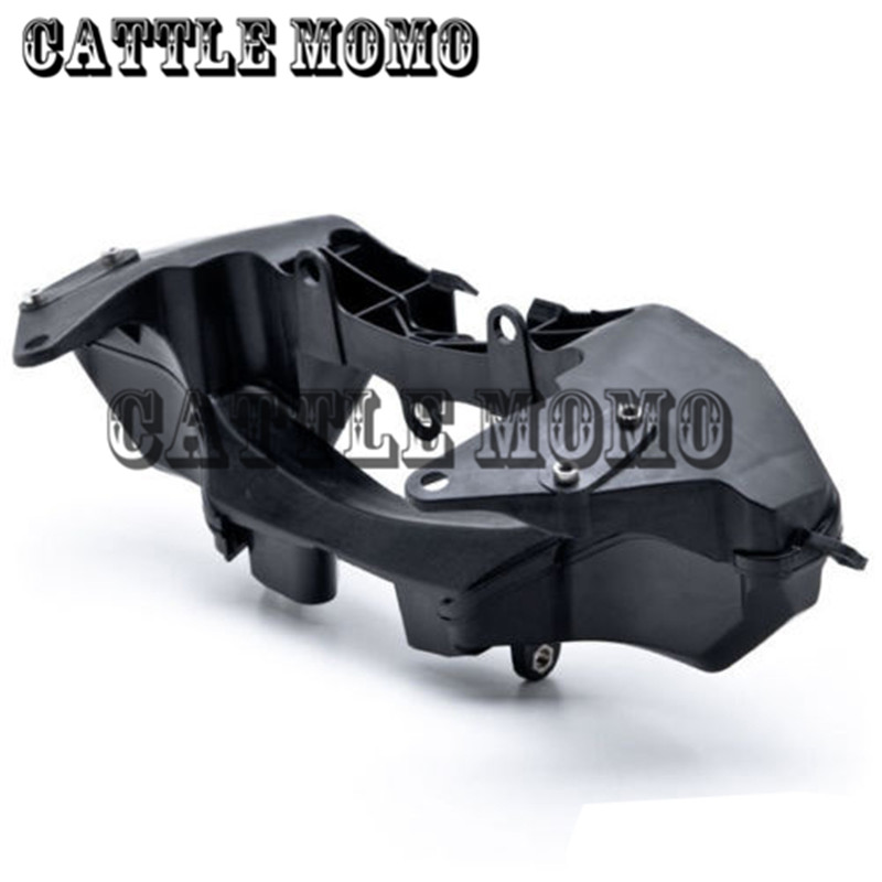 Black Upper Fairing Stay Bracket Cowling Headlight Bracket For Honda CBR 600RR CBR600RR 2013 2014 Upper Stay Bracket CBR 600 RR