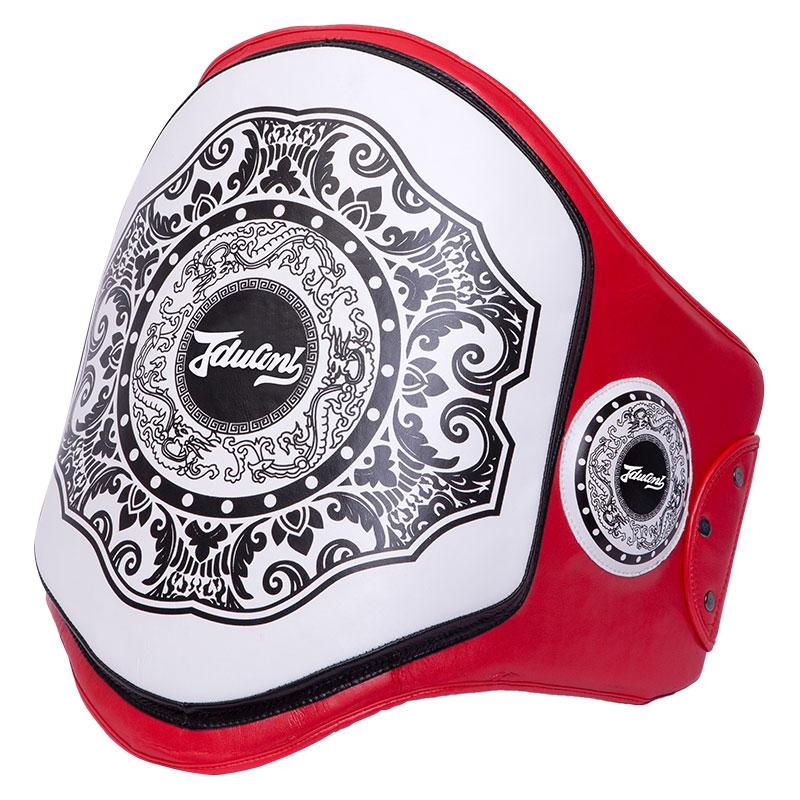 JDUanL Muay Thai Boxe Du Ventre Pad Taille Formation Ceinture MMA Sanda Karaté Taekwondo Gardes Brace Poitrine Formateur Lutte Protecteur DEO