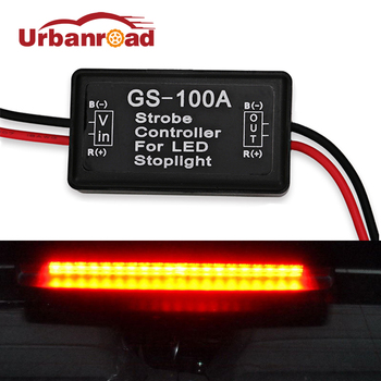 Stop Light Gs-100a Led Flasher Module Strobe Controller Brake Light Flasher Module For BMW E46 E39 E90 E36 E60 E34 E30 F30 F10 image