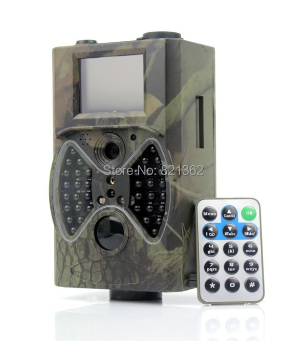 2.34in LCD IR Camouflage infrarouge chasse sauvage piégeage caméras piège livraison gratuite