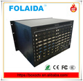 CCTV Monitoring system Security Switching hdmi 12X28 Video Matrix Switcher with BNC VGA Connector