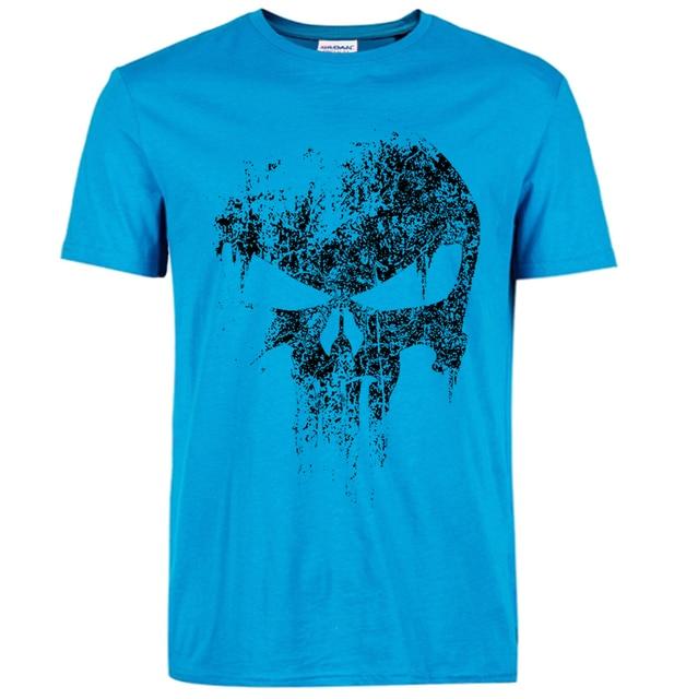 T-shirt Homme Tête de Mort 1