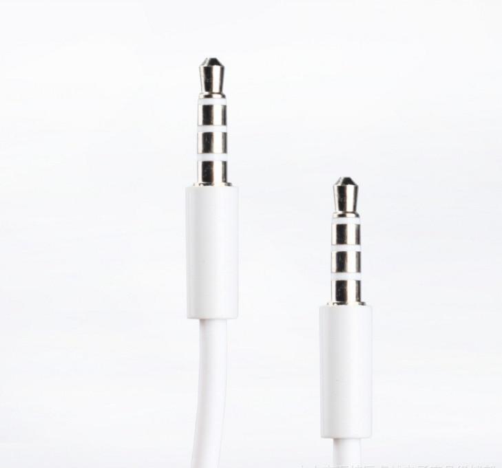 Extensión de audio macho a macho de cuatro secciones Cable de - Accesorios y repuestos para celulares - foto 2