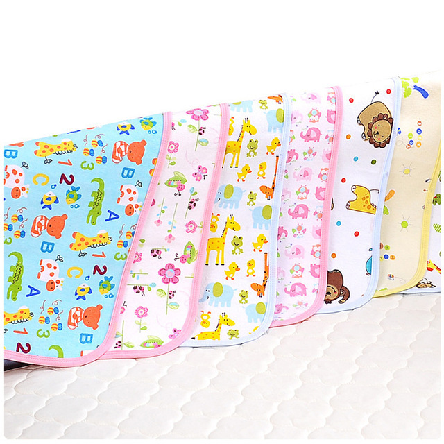 napkins mattress diapers Inflatable mattress diaper mat for children for newborns Diaper Baby changing mat linens 70*100 TND30