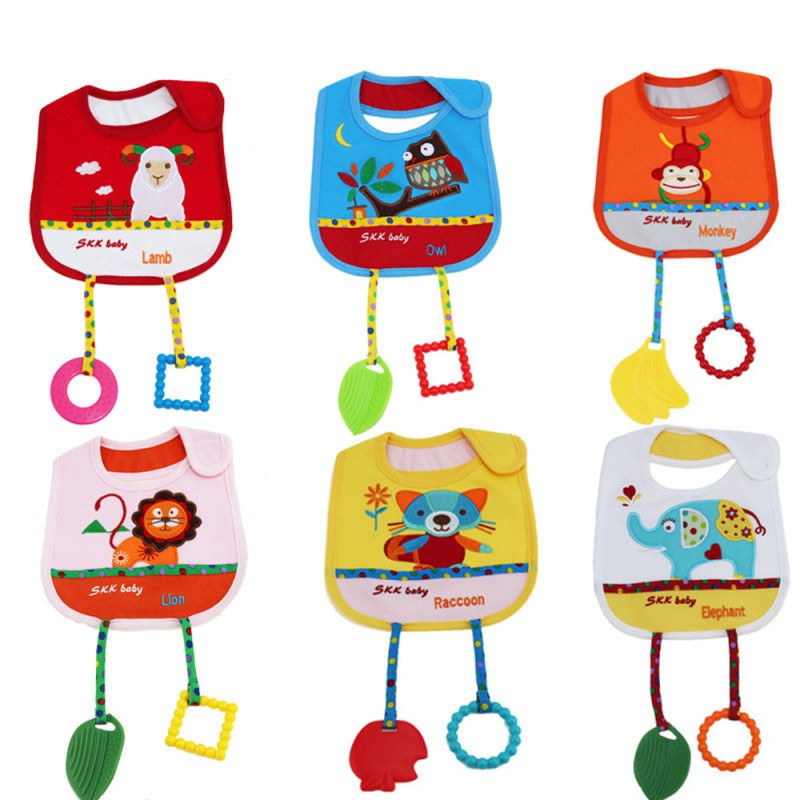 bibs burp cloth Cartoon baby bibs Infant Toddle burp brand cotton bandana accessories K5