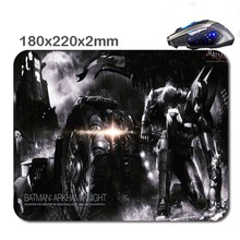 Batman Arkham Virtus.Rubber Gaming Mouse Mat Can Be Used Tablet Usb Micro Sd Laptop Mini Pc Keyboard