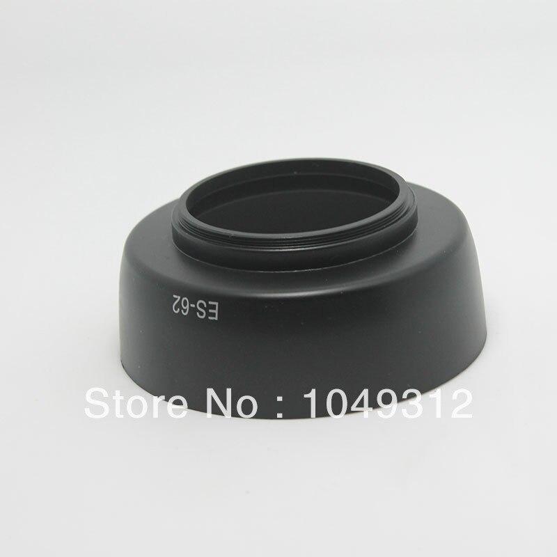 10 pièces ES-62 Pare-soleil pour Canon EOS EF 50mm f/1.8 II