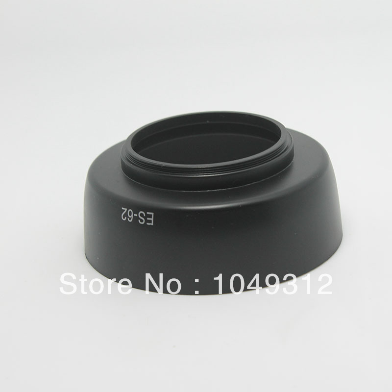10pcs ES 62 Lens Hood for Canon EOS EF 50mm f/1.8 II