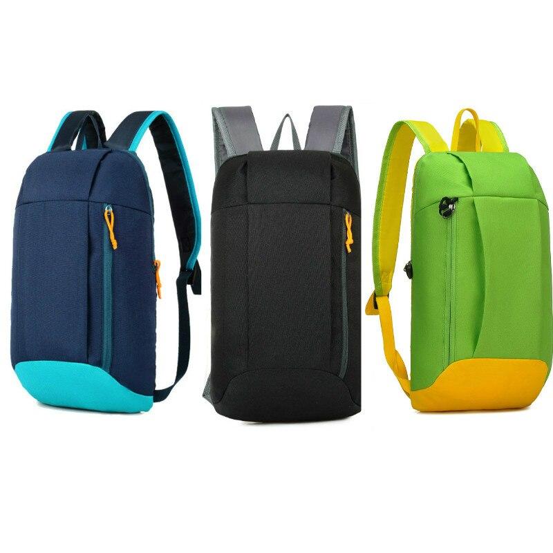 Small Waterproof Sp orts Backpack Out Door Luggage Shoulder Women Men School Bags Bagpack Mini Small Teenage Travel Rucksack
