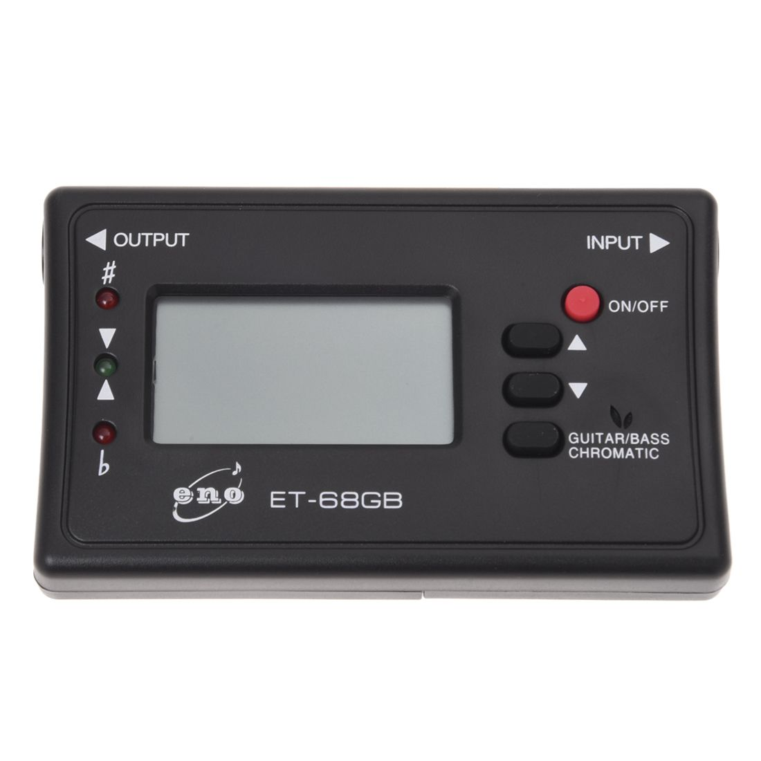 eno chromatic tuner digital tuner for professional bass guitar in guitar parts accessories. Black Bedroom Furniture Sets. Home Design Ideas