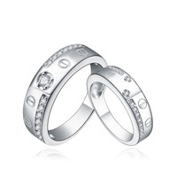 STARHARVEST 925 Sterling Silver Silver Signet Rings With Superior Plain Silver Jewelry