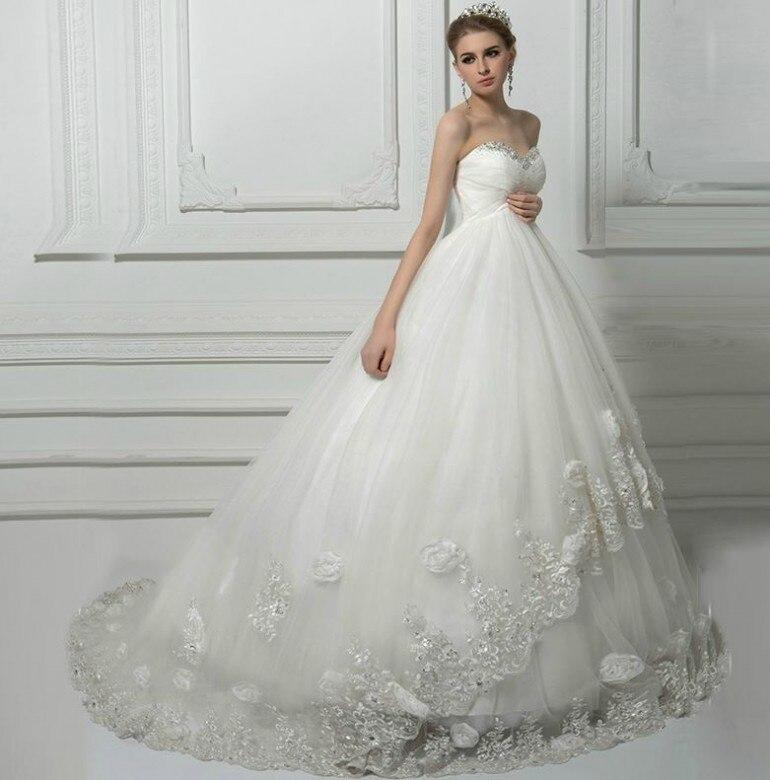 Wedding Gown For Pregnant Bride: 2018 Elegant Princess Bridal Gown For Pregnant Women High