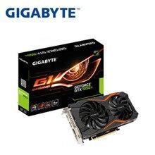 Полный Gigabyte GTX1050Ti 4G OC разгон настольный компьютер есть курица игра Дискретная графика
