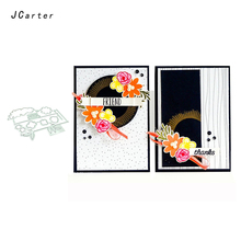 JC Metal Cutting Dies and Rubber Stamps Stencil Small Flowers Craft Cut Die Scrapbook DIY Handmade Album Paper Cards Decor Dies jc metal cutting dies and stamps stencil flowers butterfly craft cut die scrapbook diy handmade album paper cards decor dies