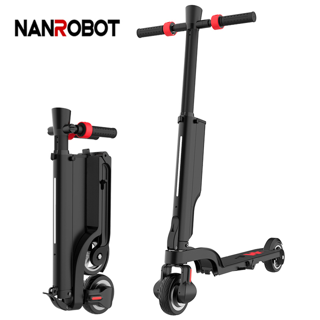 Lightweight Portable Electric Scooter Www Bilderbeste Com