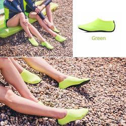 Meias Mergulho Natação Mergulho Esportes aquáticos Não-slip Seaside Beach Sapatos equipados com anti-skid yoga sapatos
