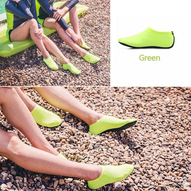 Water Sports Diving Socks Swimming Snorkeling Non-slip Seaside Beach Shoes equipped with anti-skid yoga shoes бра citilux болеро cl118311