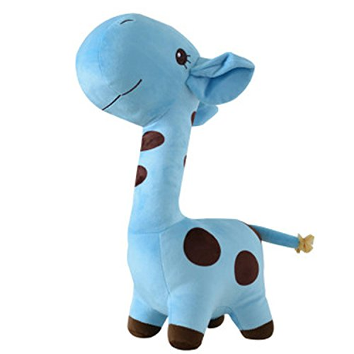 Animal Shaped Finger Toy Puppets Animal dolls Game for Children Kids Parties Toy Story Telling(Blue) toy story bunny toys