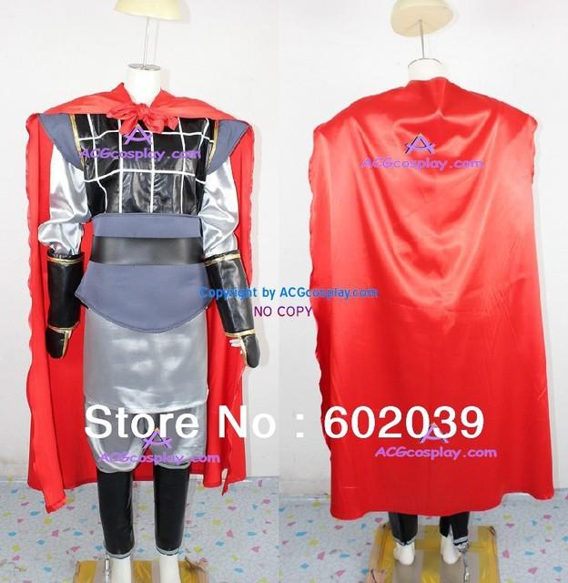 Mulan Li Shang cosplay costume GOOD quality ACGcosplay & Mulan Li Shang cosplay costume GOOD quality ACGcosplay-in Anime ...